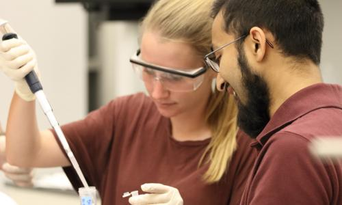 UVA Chemistry Lab